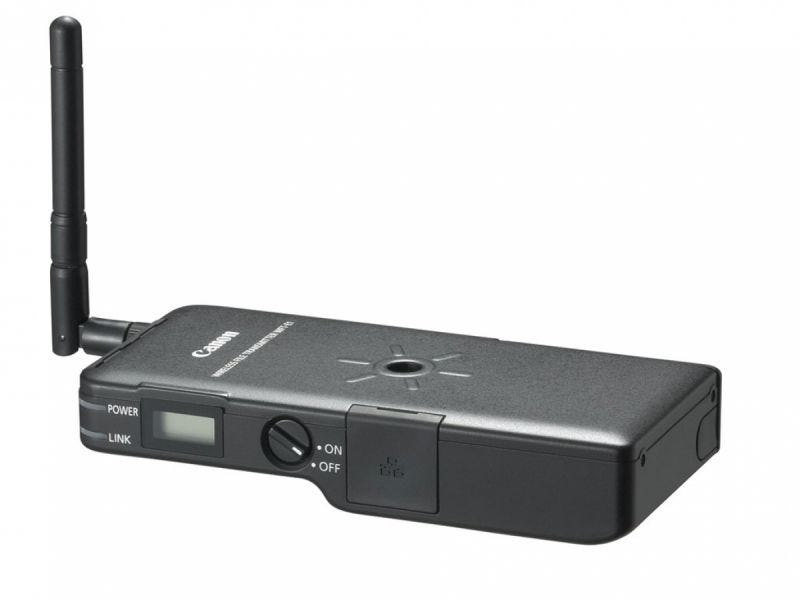 Canon Wireless File Transfer-E1