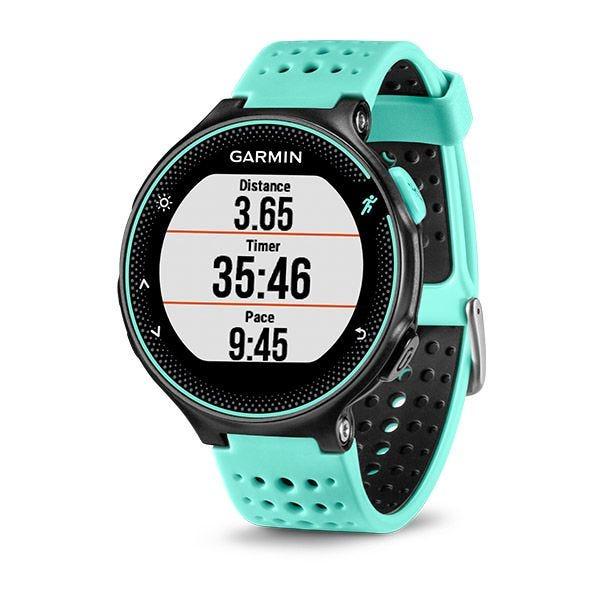 Garmin Forerunner 235 2019 GPS, Forst Blue / Black