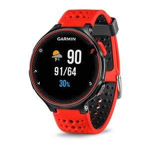 Garmin Forerunner 235 2019 GPS, Lava Red / Black