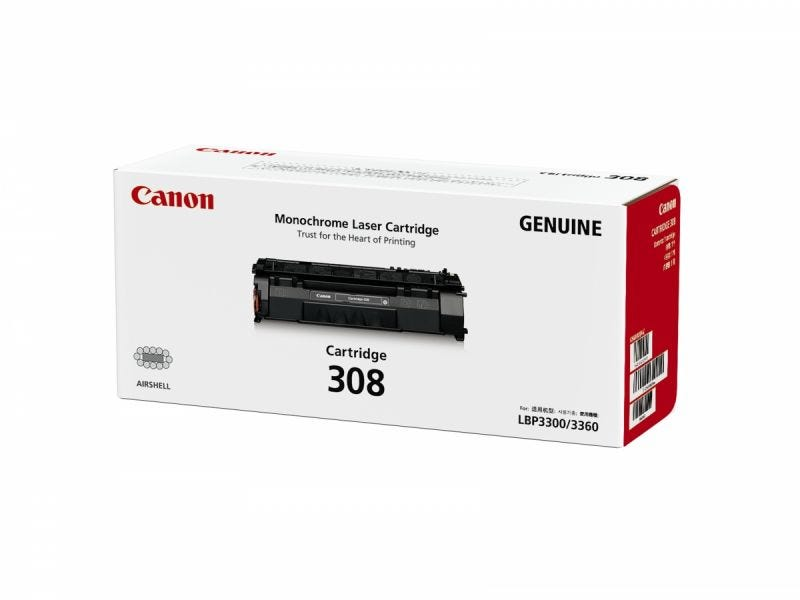 Canon Cartridge 308