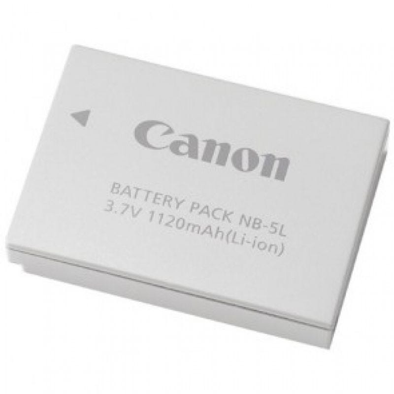 Canon Battery Pack NB-5L
