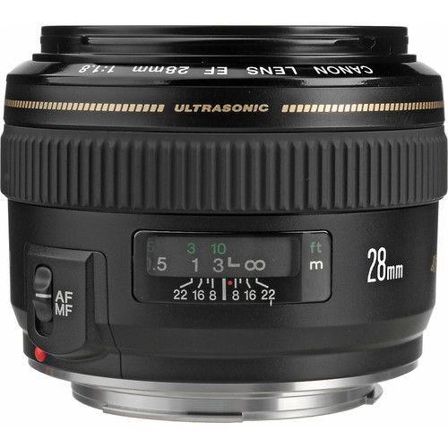 Canon EF28mm f/1.8 USM