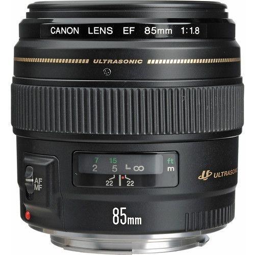 Canon EF85mm f/1.8 USM