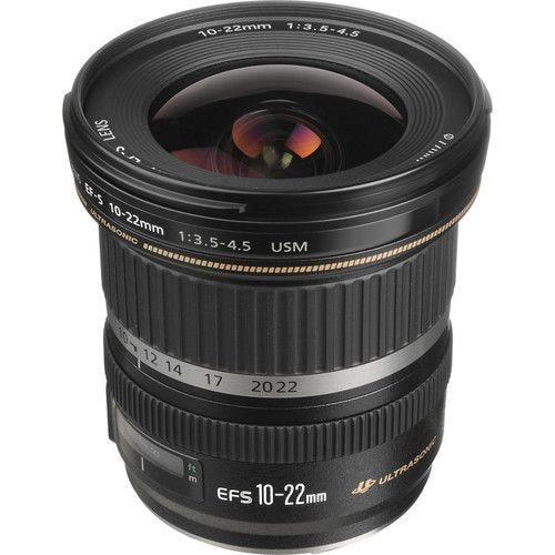 Canon EF-S10-22mm f/3.5-4.5 USM