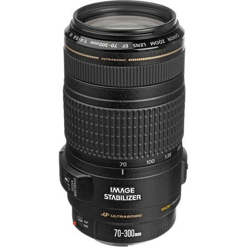 Canon EF70-300mm f/4.5-5.6 DO IS USM