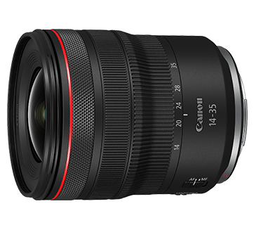 Canon RF14-35mm f/4L IS USM