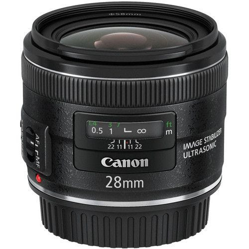 Canon EF28mm f/2.8 IS USM