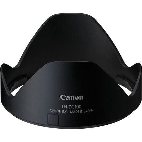 Canon LENS HOOD LH-DC100/FILTER ADAPTER FA-DC67B