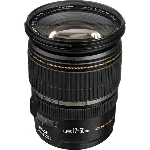 Canon EF-S17-55mm f/2.8 IS USM