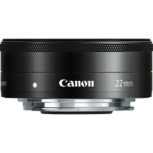 Canon EF-M22mm f/2.0 STM
