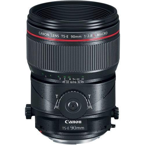 Canon TS-E90mm f/2.8L Macro