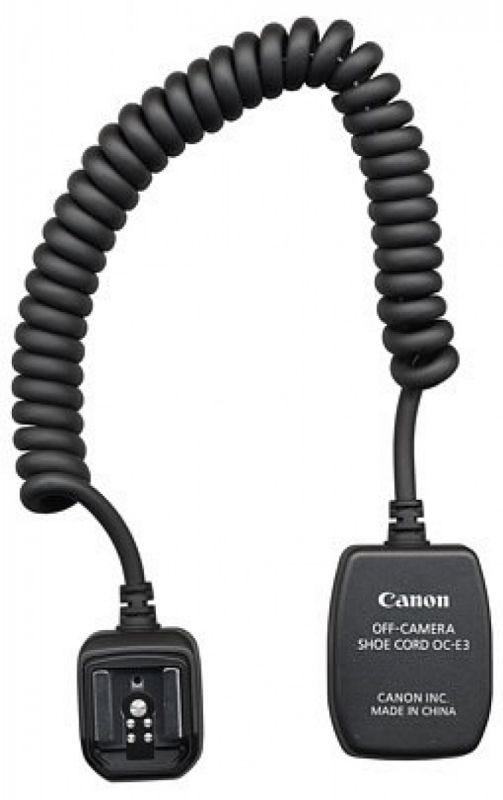 Canon Off-Camera Shoe Cord OC-E3