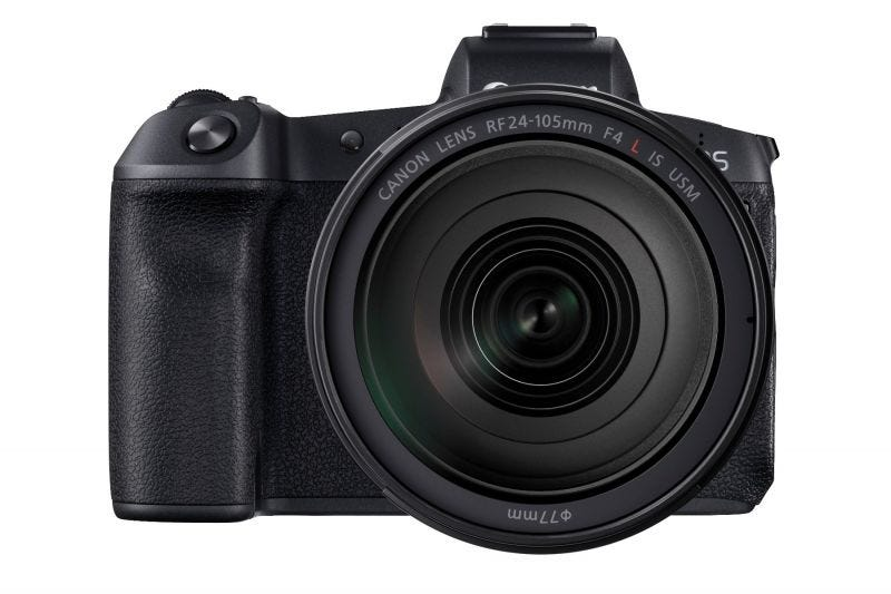 Canon EOS R Kit (RF24-105mmf/4L IS USM)