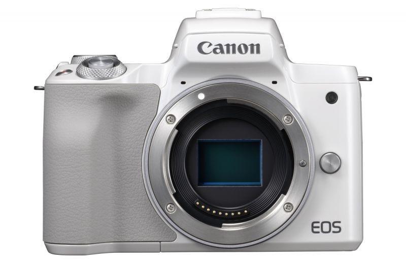 Canon EOS M50 (Body) - White
