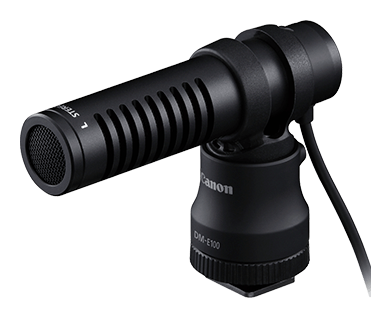 Canon External Microphone DM-E100