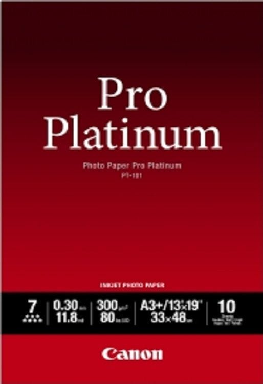 Canon PT-101 A3+ Photo Paper Pro Platinum (10 sheets)