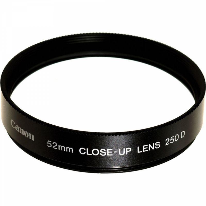 Canon Close-Up Lens 250D 52mm
