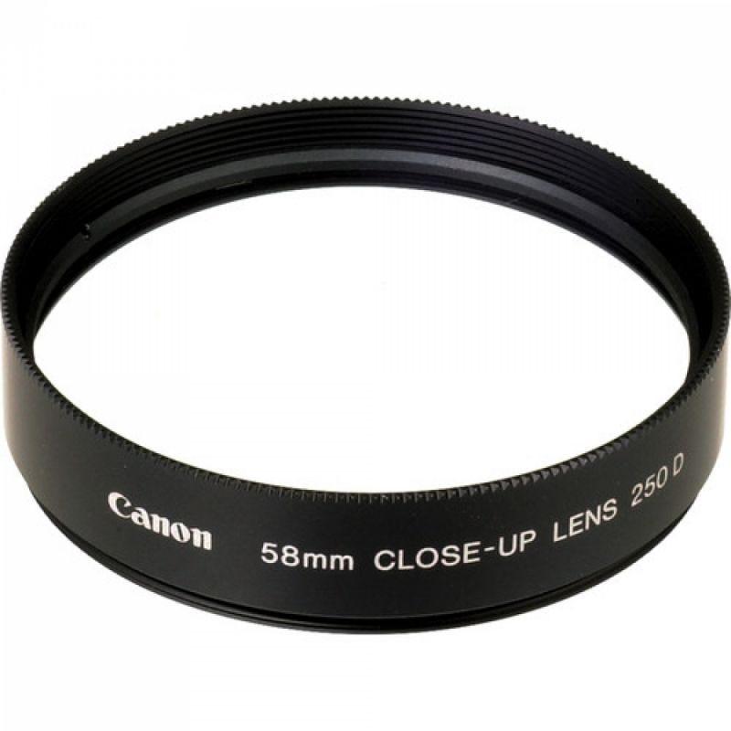 Canon Close-Up Lens 250D 58mm