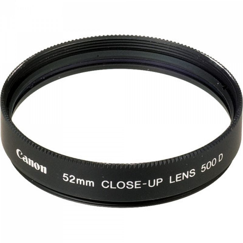 Canon Close-Up Lens 500D 52mm