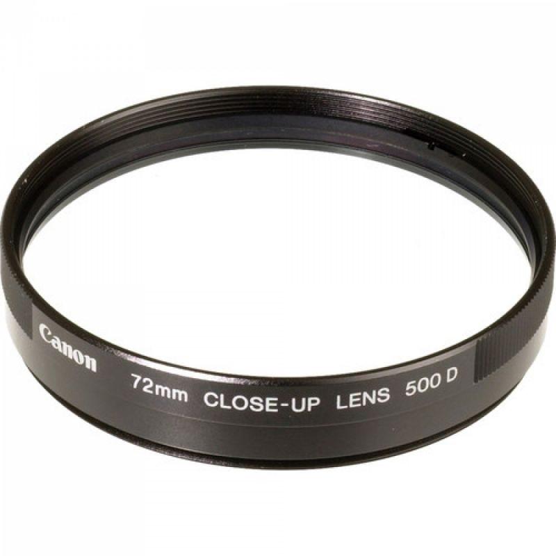Canon Close-Up Lens 500D 72mm