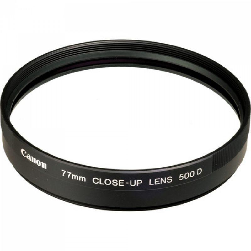 Canon Close-Up Lens 500D 77mm
