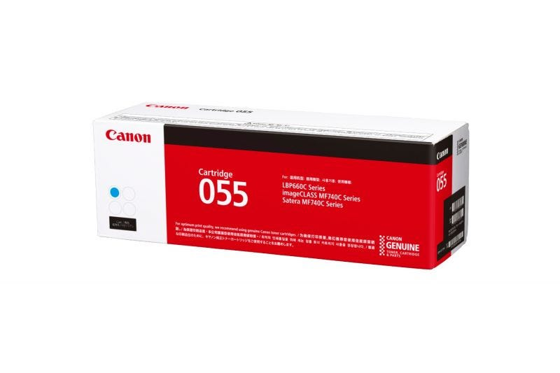 Canon Toner Cartridge 055