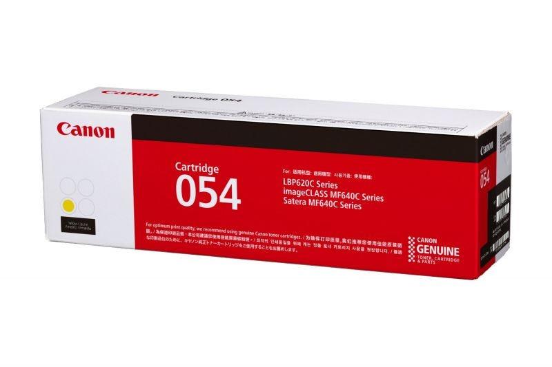 Canon Toner Cartridge 054