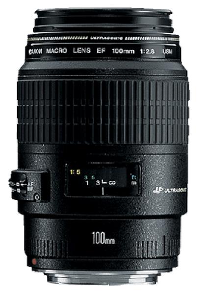 Canon EF100mm f/2.8 Macro USM