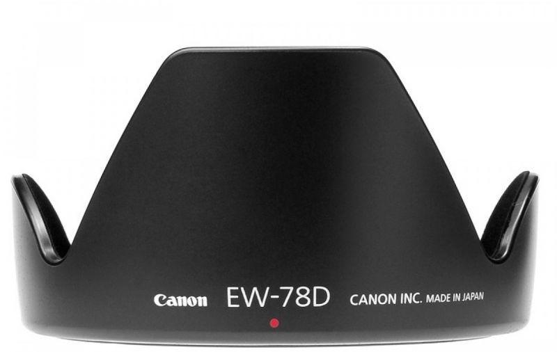 Canon Lens Hood EW-78 D