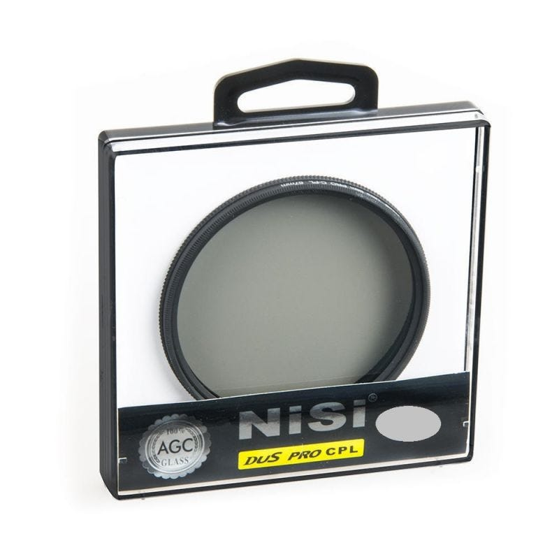 NISI Ultra Slim Pro CPL Filter 86mm