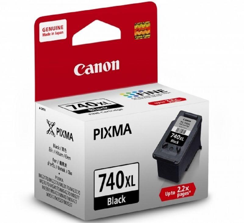 Canon PG-740 BK XL - Black