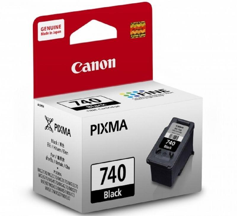 Canon PG-740 - Black