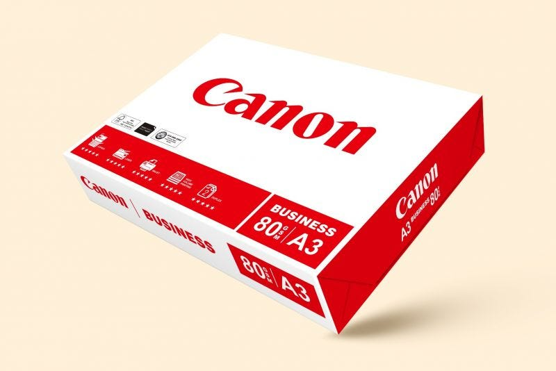 A3 80gsm Canon Business Paper