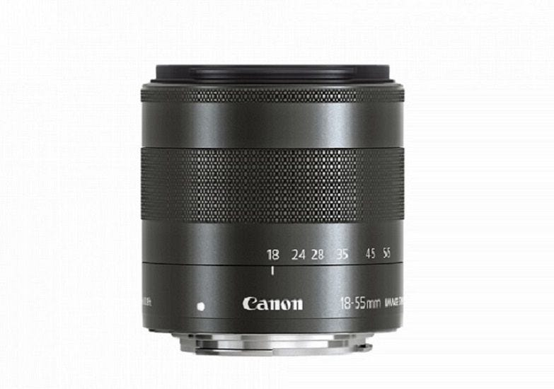 Canon EF-M18-55mm f/3.5-5.6 IS STM