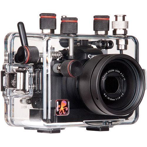 Ikelite Underwater Housing for CANON PowerShot G5 X