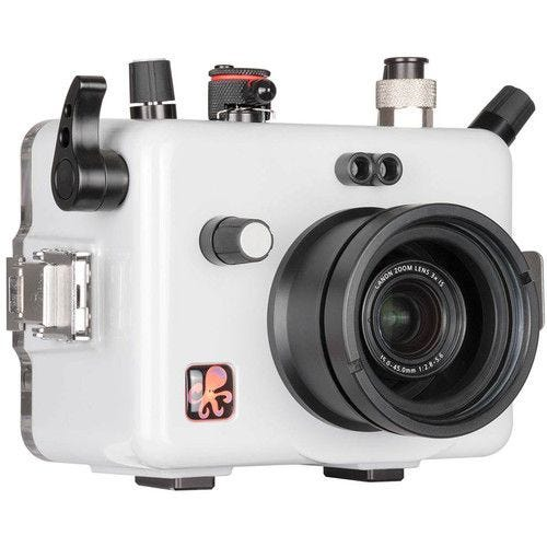 Ikelite Underwater Housing for CANON PowerShot G1 X Mark III