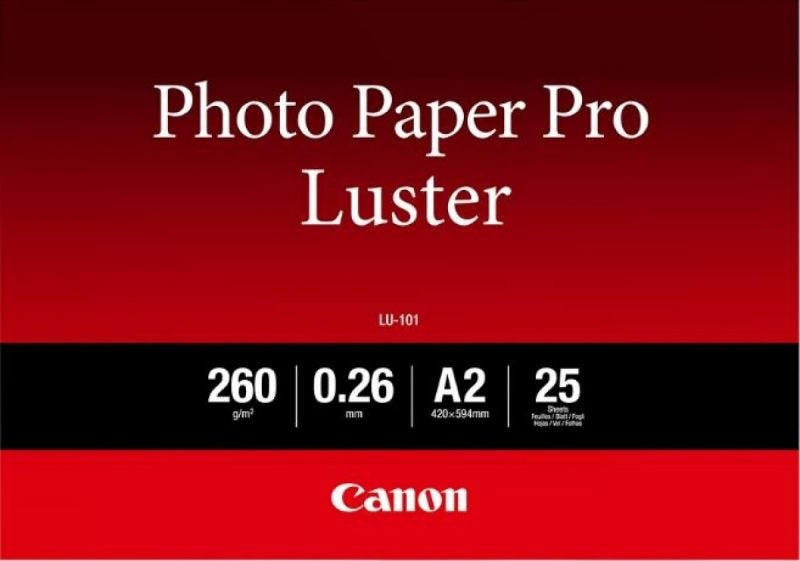 Canon PT-101 A2 Photo Paper Pro Platinum