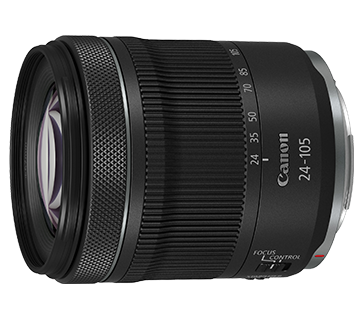 Canon RF24-105mm f/4-7.1 IS STM