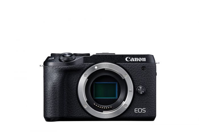EOS M6 MARK II BODY BUNDLE (BLACK)
