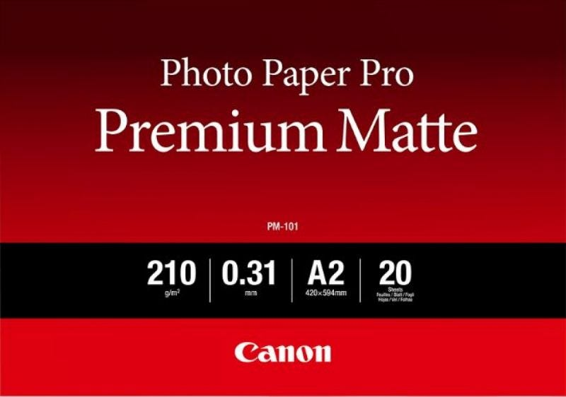 Canon PM-101 A2 Photo Paper Pro Premium Matte