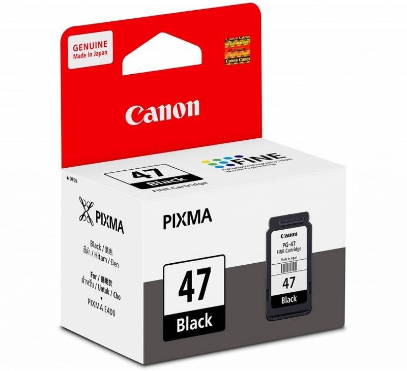 Canon PG-47 - Black