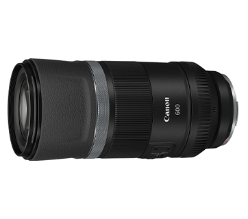 Canon RF600mm f/11 IS STM