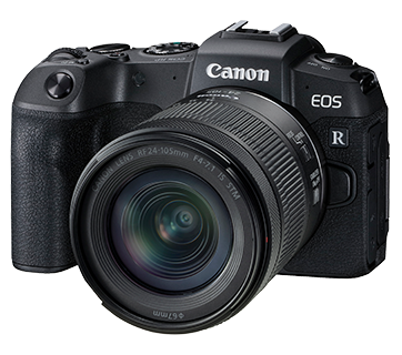 Canon mirrorless camera EOS RP KIT