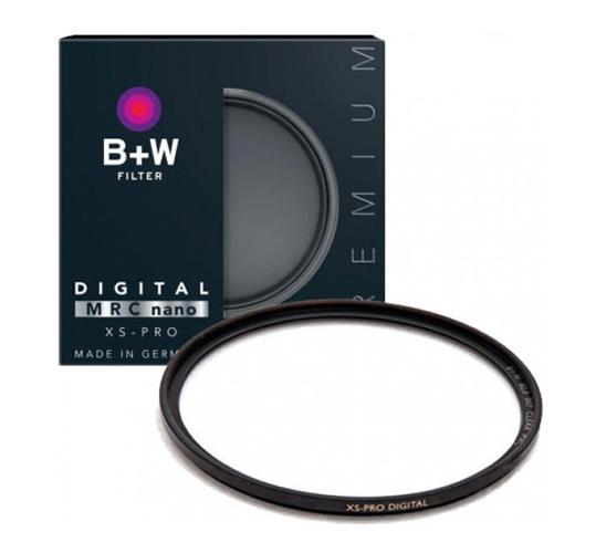 B+W 62MM XS-PRO UV MRC-NANO (010M)