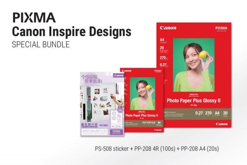 Canon Inspire Designs