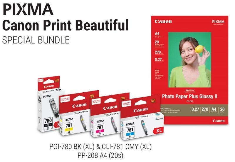 Canon Print Beautiful