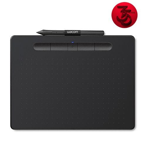 Wacom Intuos M, Bluetooth, Black