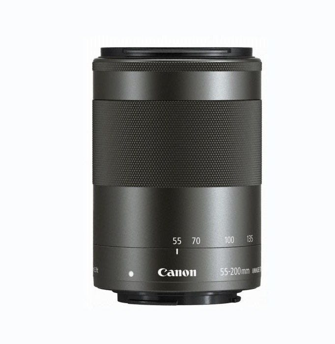 Canon EF-M55-200mm f/4.5-6.3 IS STM