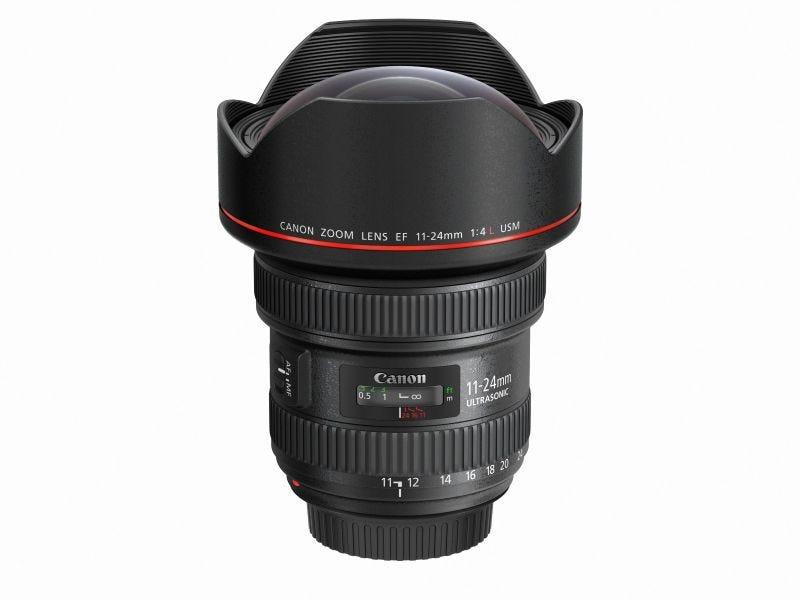 Canon EF11-24mm f/4L USM