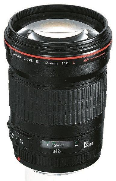 Canon EF135mm f/2L USM